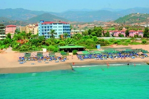 Club Hotel Caretta Beach 4 *, Аланья