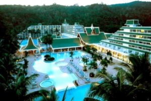 Le Meridien Phuket Beach Resort 5*, Пхукет